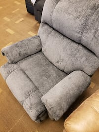 Gray Rocker Recliner Midland, 48640