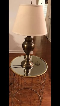 black and white table lamp 347 mi