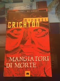 Libri horror crichton e stephen king 6834 km