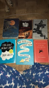 Various books-excellent condition  Mississauga, L5C 3J5