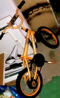 yellow and black BMX bike Edmonton, T5A 3P2