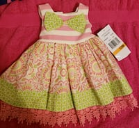 6 Baby girl dresses all for $20 Mission, 78572
