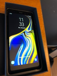 Samsung Galaxy Note 9 128gb Unlocked  Glenn Dale, 20769