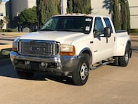 2001 Ford Super Duty F-350 DRW Crew Cab 172  Lariat 4WD DALLAS, 75228
