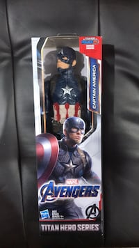Captain america titan hero series Pomona, 10970