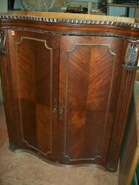 Top cabinet hutch AS IS 7376