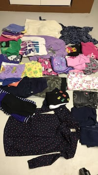 Girls size 8 clothing large lot for sale  Hamilton, L8J 2S7
