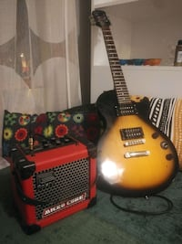 Epiphone special 2 ve roland micro cube