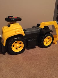 yellow and black ride-on toy Spruce Grove, T7X 0G5