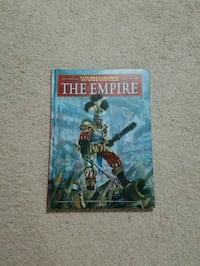 Warhammer Empire Army Book Fairfax, 22033