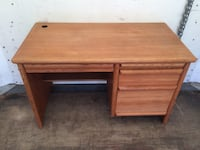 Solid Oak Desk Jefferson, 21755