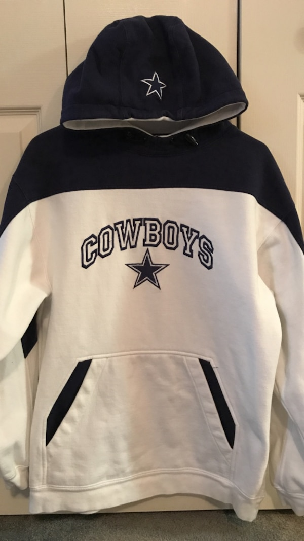 separation shoes b440d d3203 Dallas cowboys hoodie women's medium