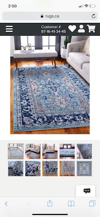 Like new rug! East Gwillimbury, L0G