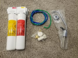 Premier Filter-Pure 2-stage Water Filtration System