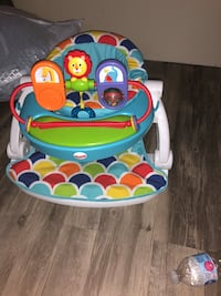 baby's multicolored activity walker Columbus, 43119