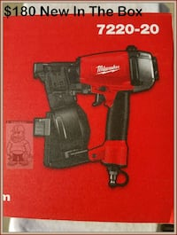 Milwaukee Roofing Nailer  West Covina, 91790