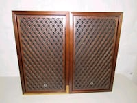 Vtg Japan SANSUI SP-2000 SPEAKERS 4 way 6 speakers Springfield, 22151