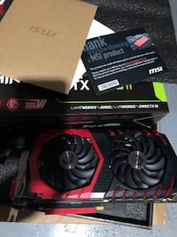 MSi 1080 GeForce GTX-Grafikkarte FRANKFURT