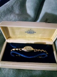 Ladies Vintage Hamilton Gold watch Gaithersburg, 20877