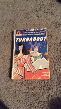 1931 turnabout book La Quinta, 92253