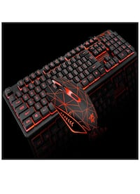 Gaming Keyboard and Mouse Set Montréal, H3A 2J3