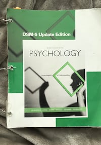 psychology from inquiry to understanding (2ed)- textbook  Toronto, M5B 1E9