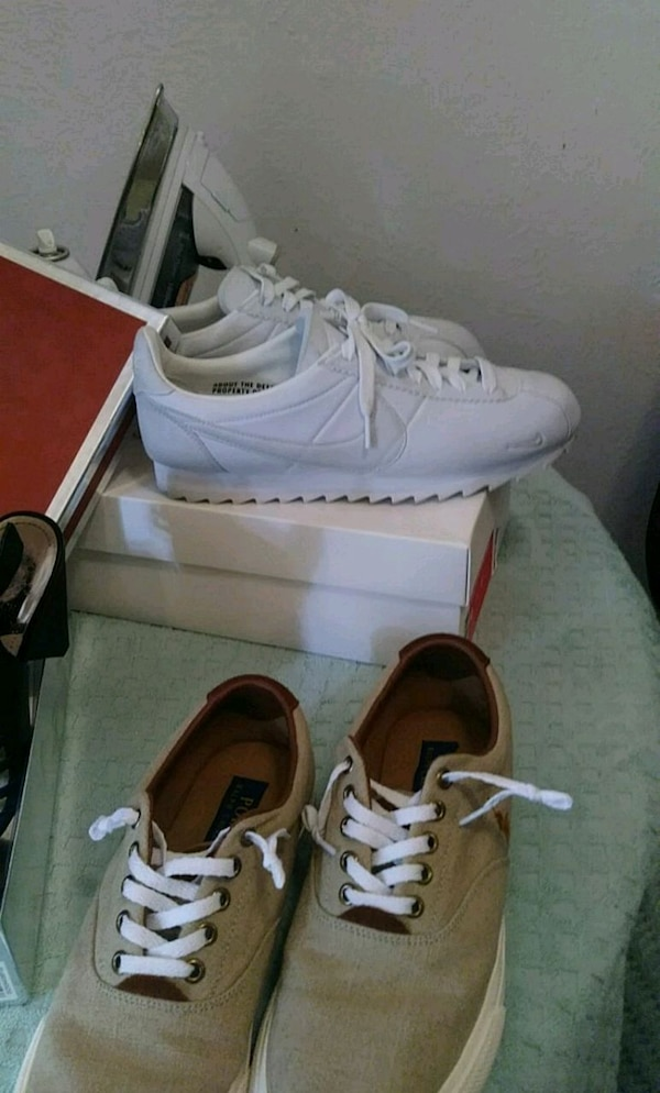 ebc629b6742ac Used Nike Cortez Shark Bigtooth   limited for sale in Irving - letgo