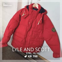 LYLE AND SCOTT Porsgrunn, 3911