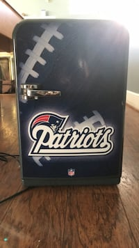 Patriots mini fridge  Dedham, 02026