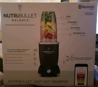 NutriBullet Balace Bluetooth Enabled Carson, 90745