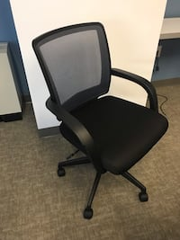 Standard office chairs