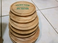 JAMESON bottle display slats Hollywood, 33024