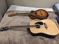 Brand new Gibson Maestro guitar with gig bag and a Jerzey guitar  Sudbury, P3A 4H6