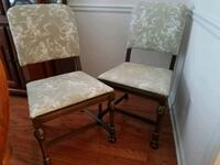 Pair of antique side chairs  Columbus, 31907