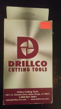 Drillco cutting tools Winnipeg