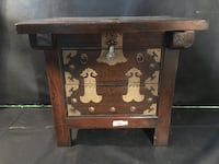 Ancient Asian Dybbuk Box 33 km