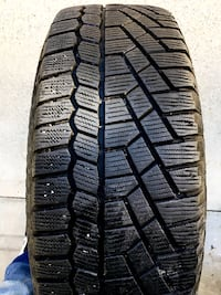 Continental snow tires on rims Abbotsford