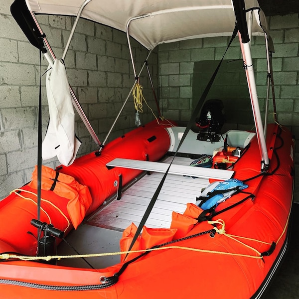 14 ft Saturn inflatable boat dingy