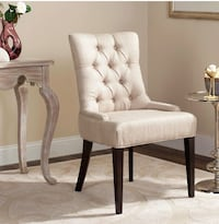 Tufted Chair Set of 2 (4 available if interested) Houston, 77057