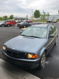 2003 BMW 3 Series 325xi Sports Wagon