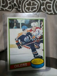 NHL player trading card collection Edmonton, T5C 1L6