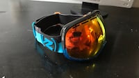 black and yellow Oakley sports sunglasses East Greenwich, 02818