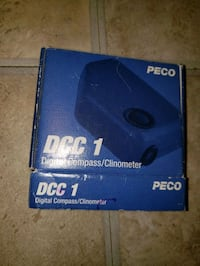Peco DCC-1 Digital Compass/Clinometer  Directional Gainesville, 20155