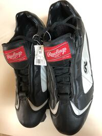 Rawlings Men's Size 10 Baseball Cleats  San Antonio, 78251