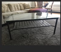 Glass Coffee table New York, 10021