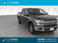 2018 Ford F150 SuperCrew Cab Lariat Pickup 4D 5 1/2 ft Downey, 90240