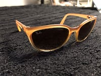 FOR SALE: Authentic Ray Ban Woman's Light Brown Sunglasses Albuquerque, 87121
