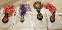 glass art pendants/necklaces  East Rutherford, 07073