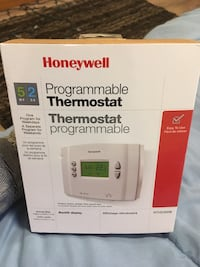 Honeywell 5-2 day Programmable Thermostat. Brand New Dartmouth, B2X 1Y9