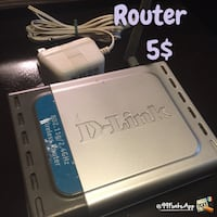 Wireless Router ~ 5$ St Catharines, L2S 2A4